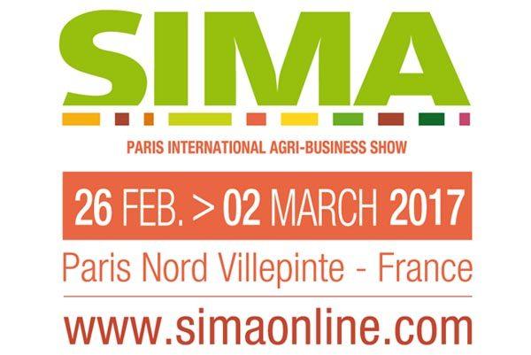 SIMA 2017 : rendez-vous sur notre stand.