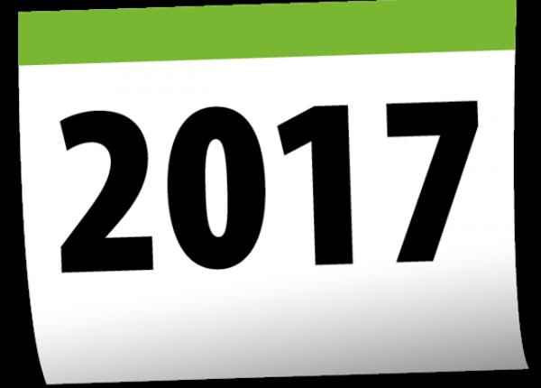 Bonne année 2017 …